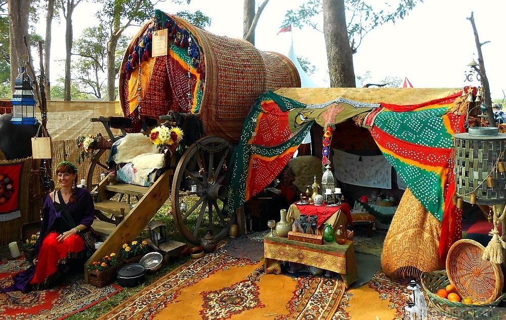 Gypsy Merchant